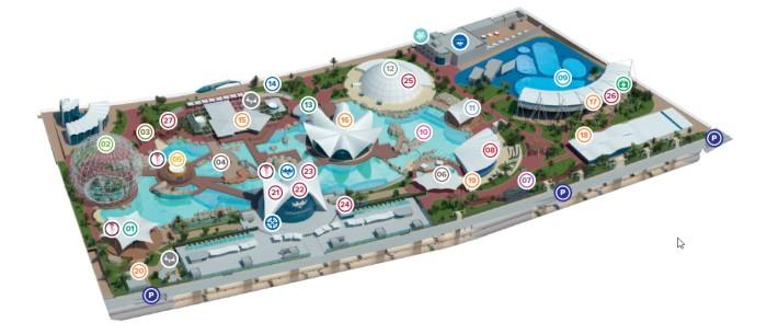 Oceanarium plan