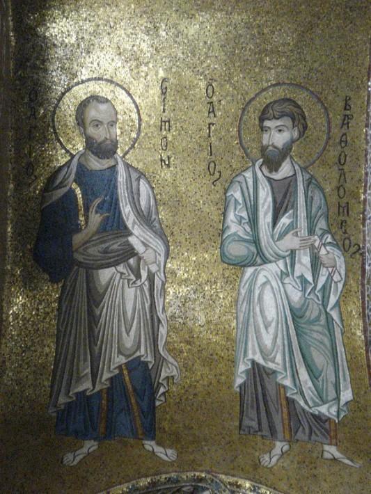 Варфоломей и Симон Аммиральо