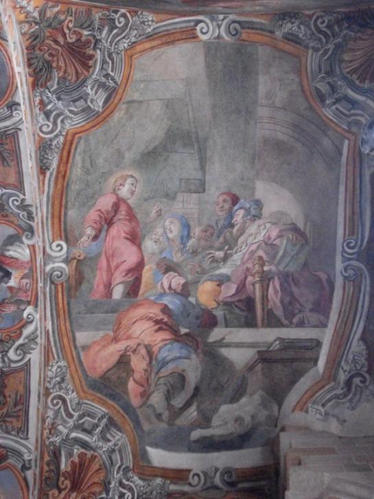 Иисус среди учителей Марторана