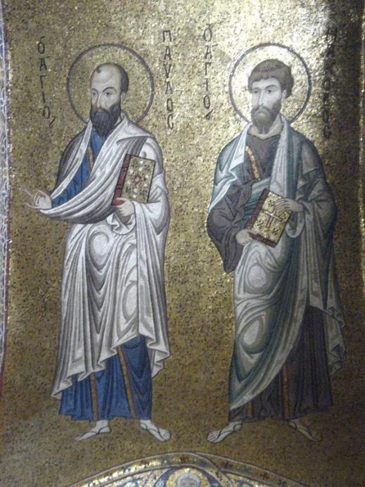 Павел и Иаков Маротрана
