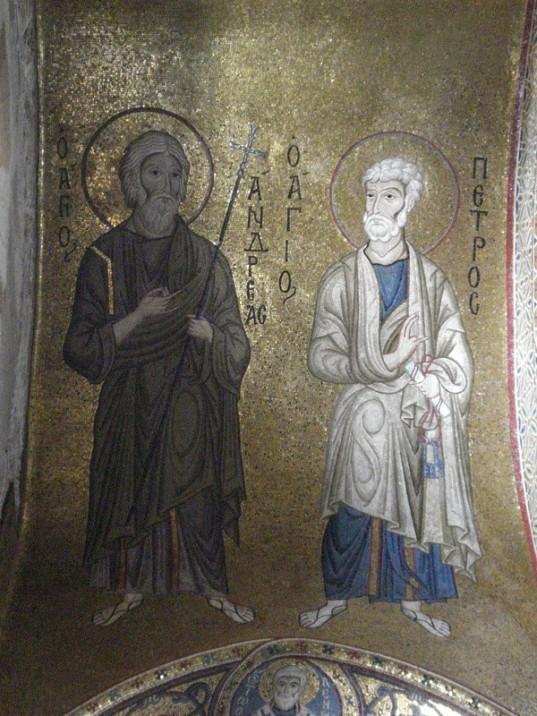 Петр и Андрей Аммиральо