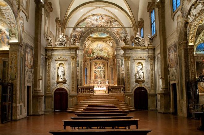 Chiesa di San Michele in Bosco2