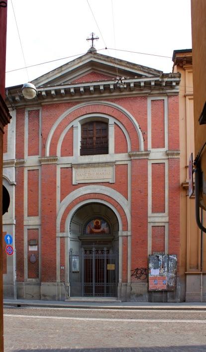 Chiesa di Santa Maria delle Muratelle
