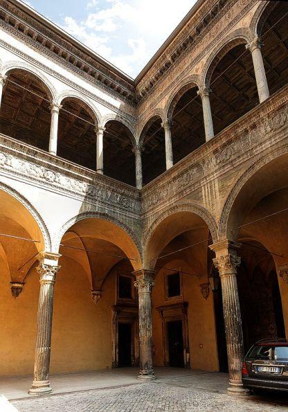Palazzo Bevilacqua Ariosti